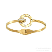 EDBLAD - Ida Bangle Gold