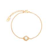 Lily and Rose - Miss Bonnie Pearl Bracelet – Ivory