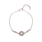 Lily and Rose - Miss Sofia Pearl Bracelet Crème