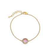 Lily and Rose - Armband Miss Miranda Light Rose