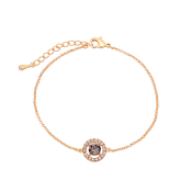 Lily and Rose - Miss Miranda Bracelet Diamond Grey