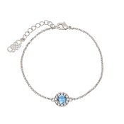 Lily and Rose - Celeste Bracelet Light Sapphire