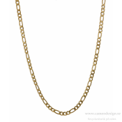 AROCK - SCOTT Medium Halsband Guld