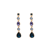 Lily and Rose - Petite Lucy Earrings – Sapphire Montana
