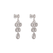 Lily and Rose - Petite Kate Earrings – Crystal