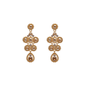 Lily and Rose - Petite Kate Earrings – Golden Shadow