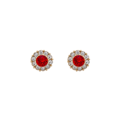 Lily and Rose - Miss Sofia Earrings Scarlett Red