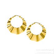 Ingnell Jewellery - Ellen Creol Small Gold