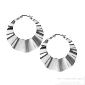 Ingnell Jewellery - Ellen Creol Large Steel