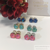 Caroline Svedbom - Classic Stud Earrings Specialbeställt