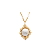 Lily and Rose - Miss Bonnie Pearl Necklace – Ivory