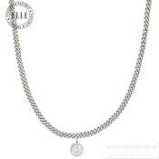 EDBLAD - Lourdes cz Necklace Steel