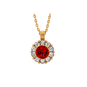 Lily and Rose - Sofia Necklace Scarlett Red
