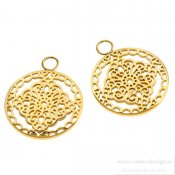 Ingnell Jewellery - Steffie Charms Gold