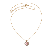 Lily and Rose - Halsband Miss Miranda Light Rose
