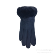 Vantar_01_Just d´lux - Gloves With Fake Fur