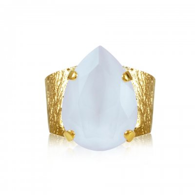 Caroline Svedbom - Classic Drop Ring Powder Blue