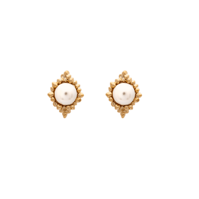 Lily and Rose - Miss Bonnie Pearl Earrings – Ivory