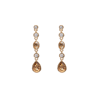 Lily and Rose - Petite Lucy Earrings – Champagne