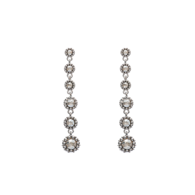 Lily and Rose - Petite Celeste Earrings – Crystal