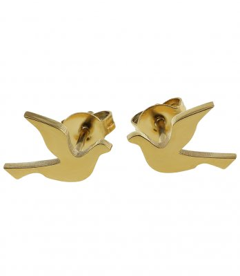 EDBLAD - Dove Studs Small Gold