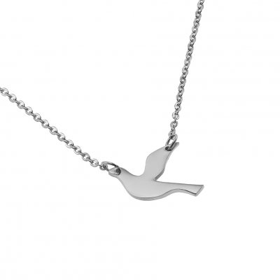 EDBLAD - Dove Necklace Small Steel