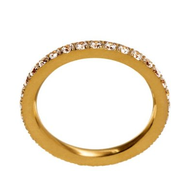 EDBLAD - Glow Ring Matt Gold
