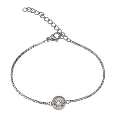 INGNELL JEWELLERY - Ellie Bracelet Thin Steel