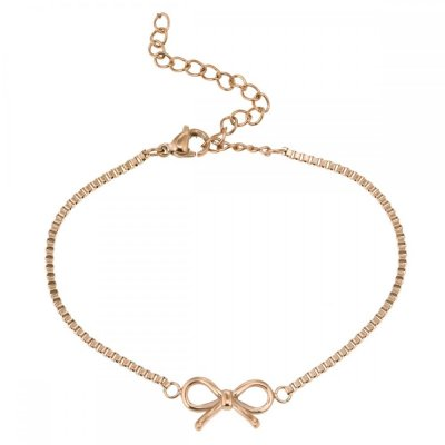 INGNELL JEWELLERY - Molly Bracelet Mini Rose Gold