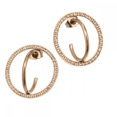 INGNELL JEWELLERY - Zoey Earring Rose Gold