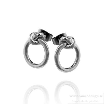 INGNELL JEWELLERY - Never Give Up Earring Steel