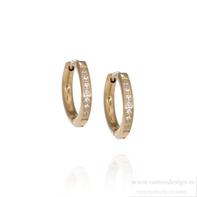 INGNELL JEWELLERY - Adina Creol Gold