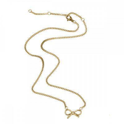 INGNELL JEWELLERY - Molly Necklace Mini Gold