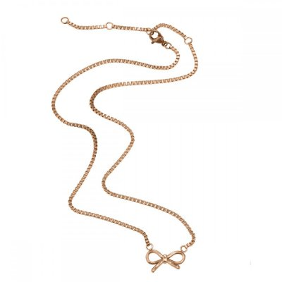 INGNELL JEWELLERY - Molly Necklace Mini Rose Gold