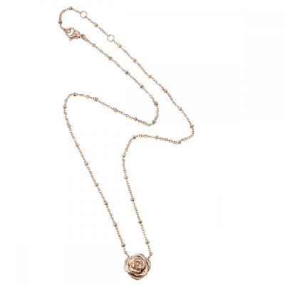 INGNELL JEWELLERY - Kim Necklace Rose Gold
