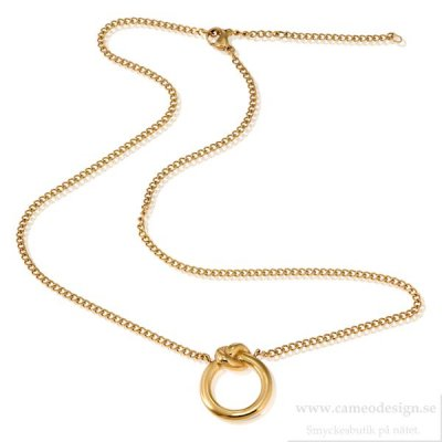 INGNELL JEWELLERY - Never Give Up Necklace Gold
