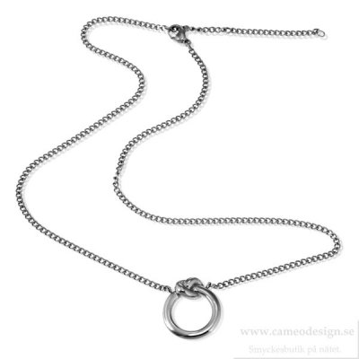 INGNELL JEWELLERY - Never Give Up Necklace Steel