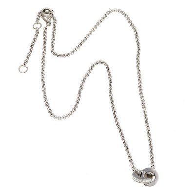 INGNELL JEWELLERY - SMILLA NECKLACE STEEL