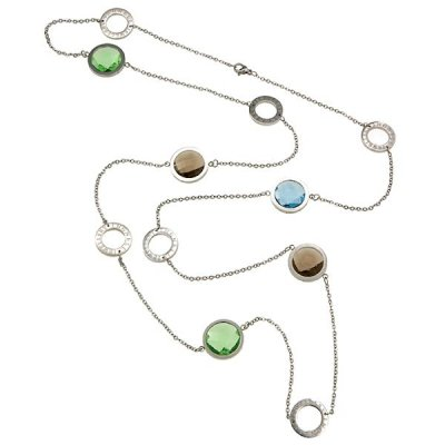 INGNELL JEWELLERY - MIKAELA NECKLACE STEEL