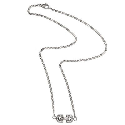 INGNELL JEWELLERY - EVA NECKLACE STEEL