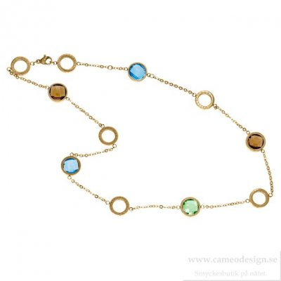 INGNELL JEWELLERY - Mikaela Necklace Mini Gold