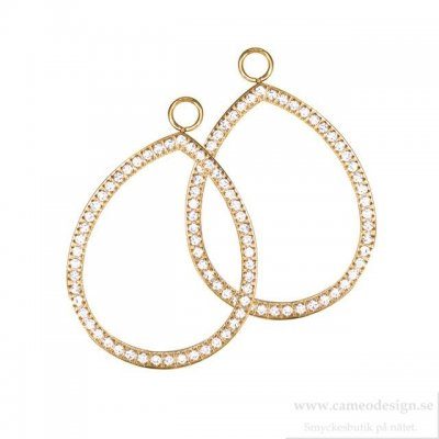 Ingnell Jewellery - Carrie Charms Gold