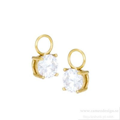 Ingnell Jewellery - Felicity Charms Gold