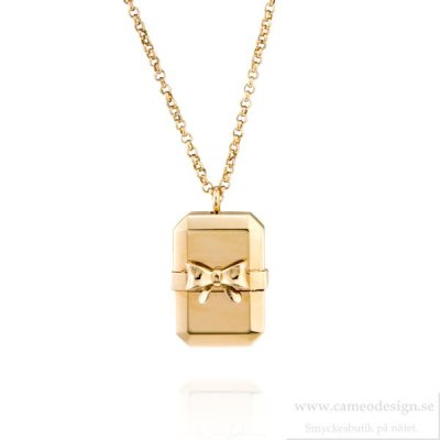 Ingnell Jewellery - Molly Charity Necklace Gold