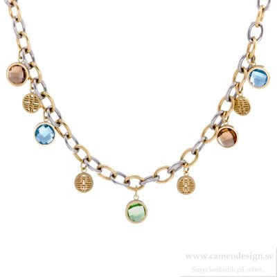 INGNELL JEWELLERY - Mikaela Necklace Charms