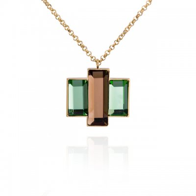 Ingnell Jewellery - Allison Necklace Gold