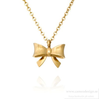 Ingnell Jewellery - Molly Necklace Deluxe Gold