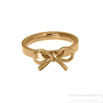 INGNELL JEWELLERY - Molly Ring Gold