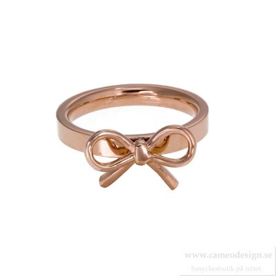 INGNELL JEWELLERY - Molly Ring Rose Gold