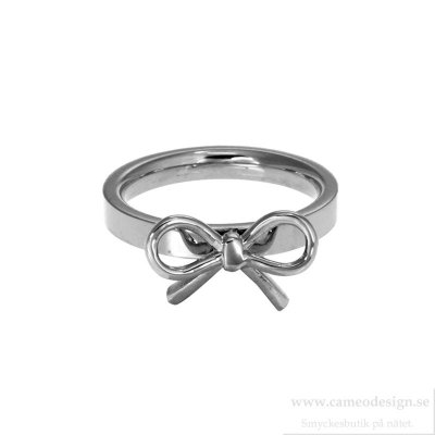 INGNELL JEWELLERY - Molly Ring Steel